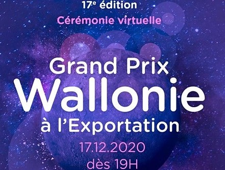 Grand Prix Wallonie à l'Exportation